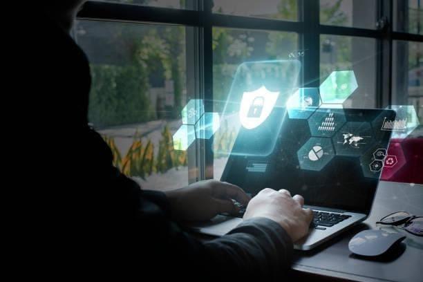 concepto de seguridad cibernética. - seguridad informatica